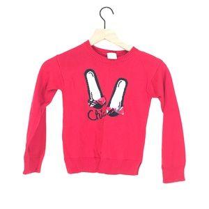 🌷Girls Cute Sweater Size 6X🌷